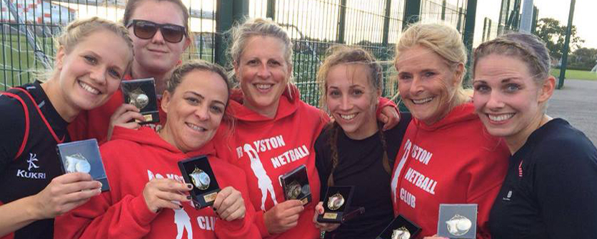 join Royston netball club
